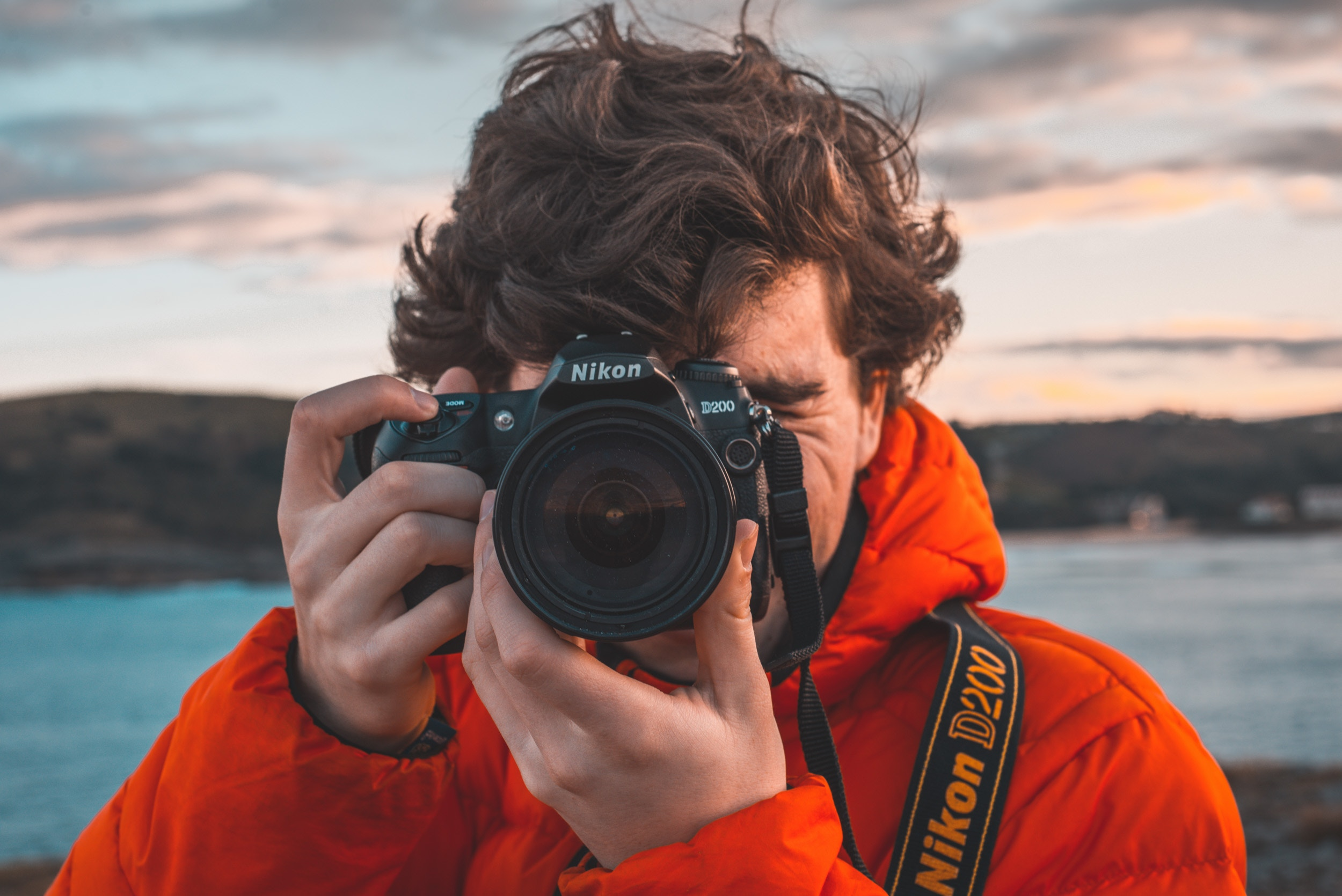 Amateur Photographer Captures Moment Dream Of Being A Photographer Dies